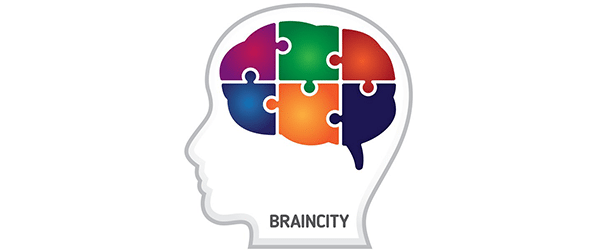 Center of Excellence for Neural Plasticity and Brain Disorders BRAINCITY logo