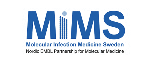 Laboratory for Molecular Infection Medicine Sweden (MIMS) logo