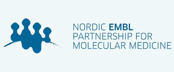 Nordic EMBL Partnership for Molecular Medicine logo