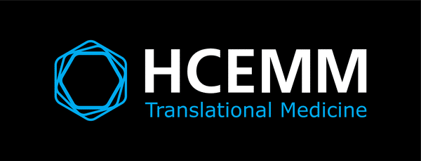 HCEMM-EMBL Partnership for Molecular Medicine logo
