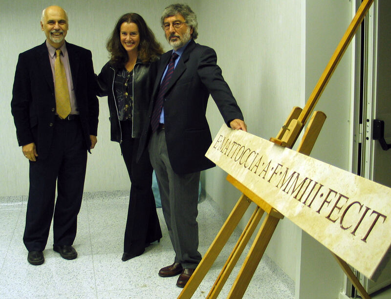 Opening of EMBL Rome