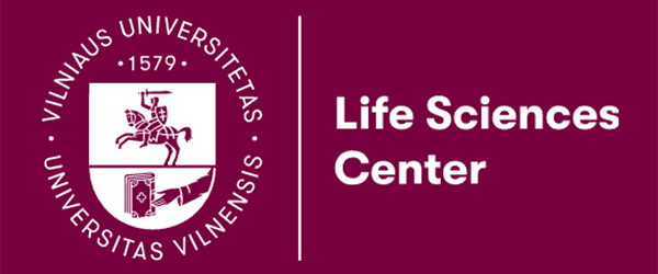 Vilnius University Life Sciences Center logo